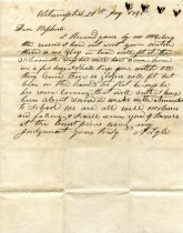 Image of Letter - 2011.036.011