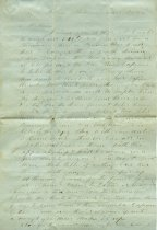 Image of Letter - 2011.036.028