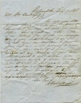 Image of Letter - 2011.036.042