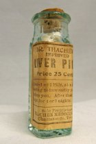 Image of Bottle, Medicine - 2012.014.002