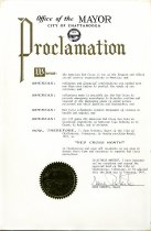 Image of Proclamation - 2013.032.169