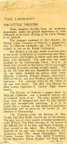 Image of Clipping, Newspaper - 2001.039.013