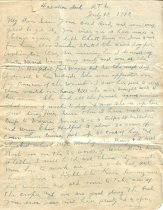 Image of Letter - 2004.018.345
