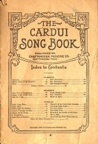 Image of Songbook - 2000.003.001