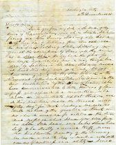 Image of Letter - 2011.036.051
