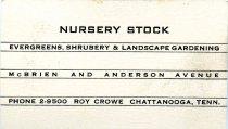 Image of Card, Trade - 1975.138.008