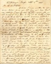 Image of Letter - 1987.058.050