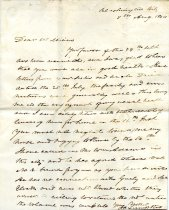 Image of Letter - 2011.036.022