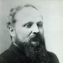 Image of George H. Hammond, Meat Packing  House Owner (restored)