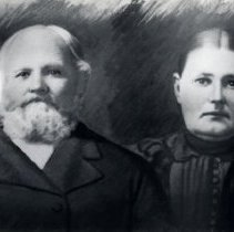 Image of Joseph Hess & Wife - Photograph Collection