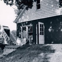 Image of Rejuvination of the Little Red Schoolhouse - Photograph Collection
