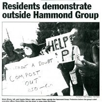 Image of Hammond Times July 6, 2002 article