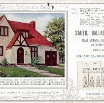 Image of Calumet City, IL (West Hammond) - Paper Artifacts Collection