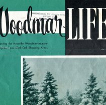 Image of Woodmar Shopping Center - Paper Artifacts Collection