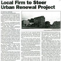Image of Northwest Indiana Business Authority October 23, 1996 article