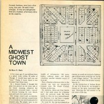 "Image of ""A Midwest Ghost Town"" written by Hammond's Harry G. Black"