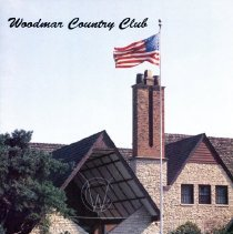 Image of Woodmar Country Club - Paper Artifacts Collection