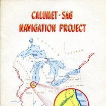 Image of Calumet SAG Navigation Project - Paper Artifacts Collection
