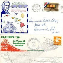 Image of Calumet Stamp Club - Paper Artifacts Collection