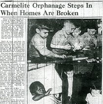 Image of Hammond Times October 19, 1939 article