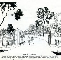 Image of Cemeteries - Paper Artifacts Collection