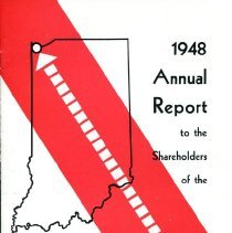 Image of 1948 Hammond Chamber of Commerce Annual Report