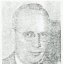Image of 1948-1952 Hammond City Engineer Roy Rubright