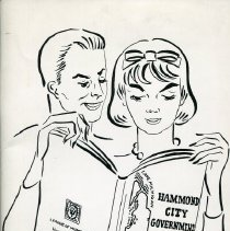Image of City Government - Paper Artifacts Collection