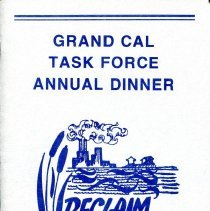 Image of Grand Calumet Task Force - Paper Artifacts Collection