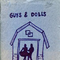 Image of Guys & Dolls Club - Paper Artifacts Collection