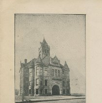 Image of Courthouses - Paper Artifacts Collection