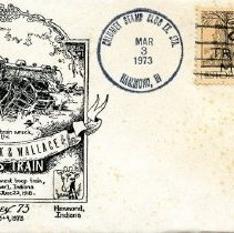 Image of Hagenbach & Wallace Circus Train - Paper Artifacts Collection