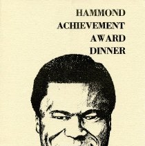Image of Hammond Achievement Awards - Paper Artifacts Collection