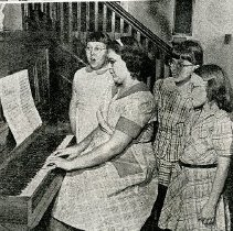 Image of Bethany Children's Home - Paper Artifacts Collection