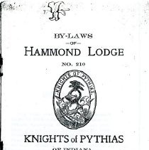 Image of Knights of Pythias - Paper Artifacts Collection
