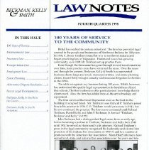 Image of Lawyers - Paper Artifacts Collection