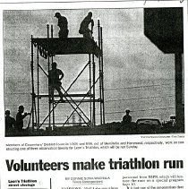Image of Leon's Triathlon - Paper Artifacts Collection