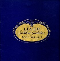 Image of Lever Brothers  - Paper Artifacts Collection