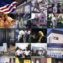 Image of Neighborhoods Inc. 2001 Annual Report booklet