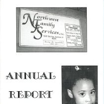 Image of Northwest Family Services 1997 Annual Report
