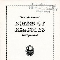Image of Real Estate - Paper Artifacts Collection