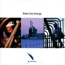 Image of Informational booklet chronology of State Line Energy