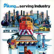 Image of Viking Engineering Company's informational packet (n.d.)