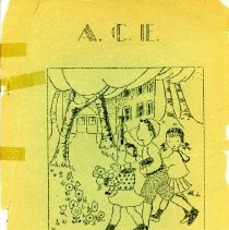 Image of Association for Childhood Education - Paper Artifacts Collection