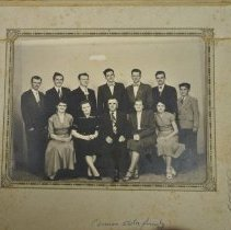 Image of Jury Family Photo Collection - FP378