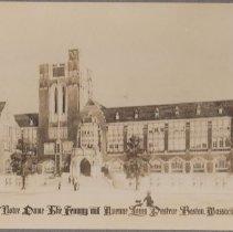 Image of Academy of Notre Dame School  - 2013.55.6.23