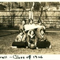 Image of St. Patrick's Class of 1926 - 2016.15.31.08