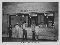 Image of Card 9 - Buying Tickets