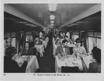 Image of Card 15 - Dining Car
