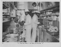 Image of Card 16 - Dining Car Kitchen
